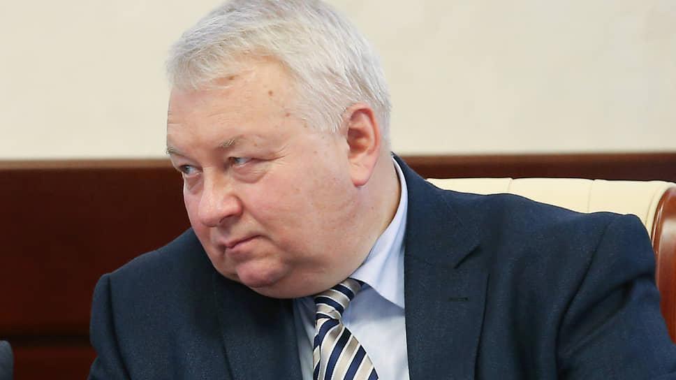 Глава кремлевского управления по межрегиональным и культурным связям с зарубежными странами Владимир Чернов