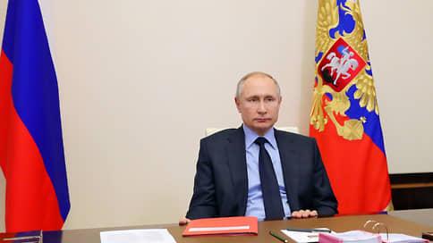 Незаменимых людей у нас есть  / Владимир Путин предложил снять возрастные ограничения для высокопоставленных чиновников