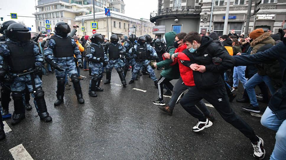 Ох, нелегкая эта суббота / Участники разошлись с экспертами в оценках акций протеста