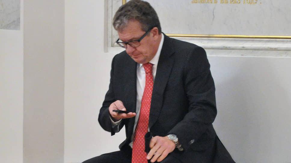 Бывший вице-премьер Сергей Приходько