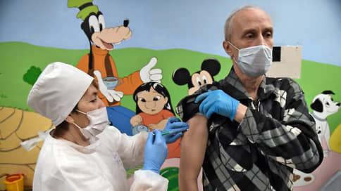 Экономика поднимется на уколах  / МВФ связывает будущий рост с вакцинацией и господдержкой