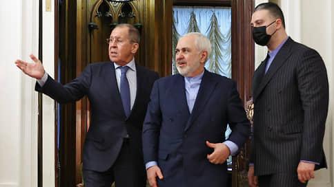 Иран наводит мосты // Мохаммад Джавад Зариф обсудил в Москве перспективы партнерства в Закавказье