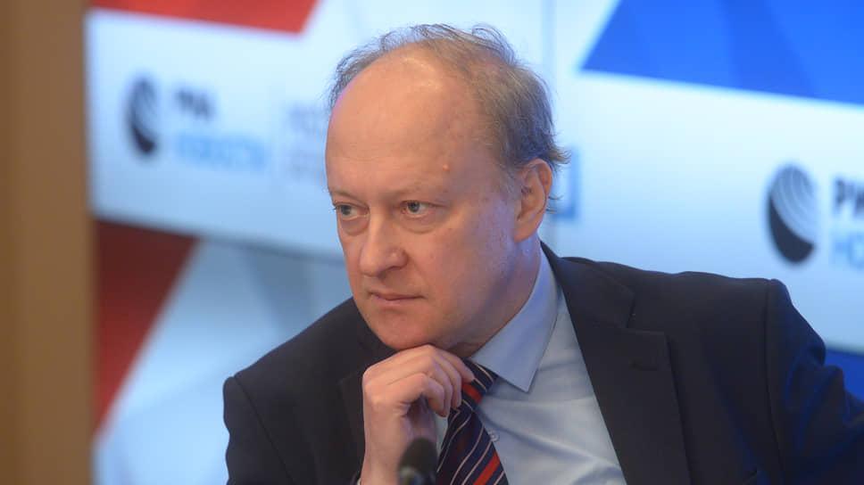 Гендиректор Российского совета по международным делам Андрей Кортунов
