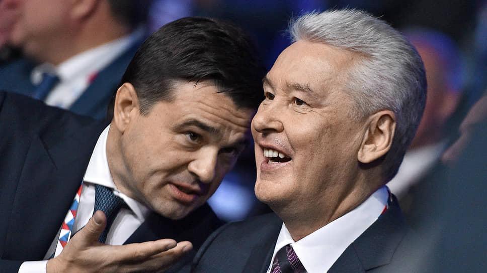 Несмотря на экономическое сотрудничество возглавляемых Сергеем Собяниным и Андреем Воробьевым Москвы и Московской области, административные границы часто мешают его развитию