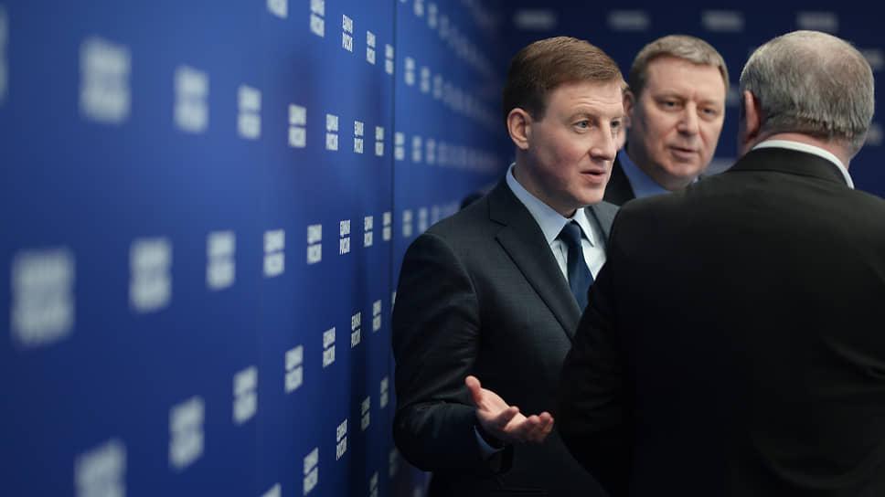 Секретарь генерального совета партии «Единая Россия» Андрей Турчак