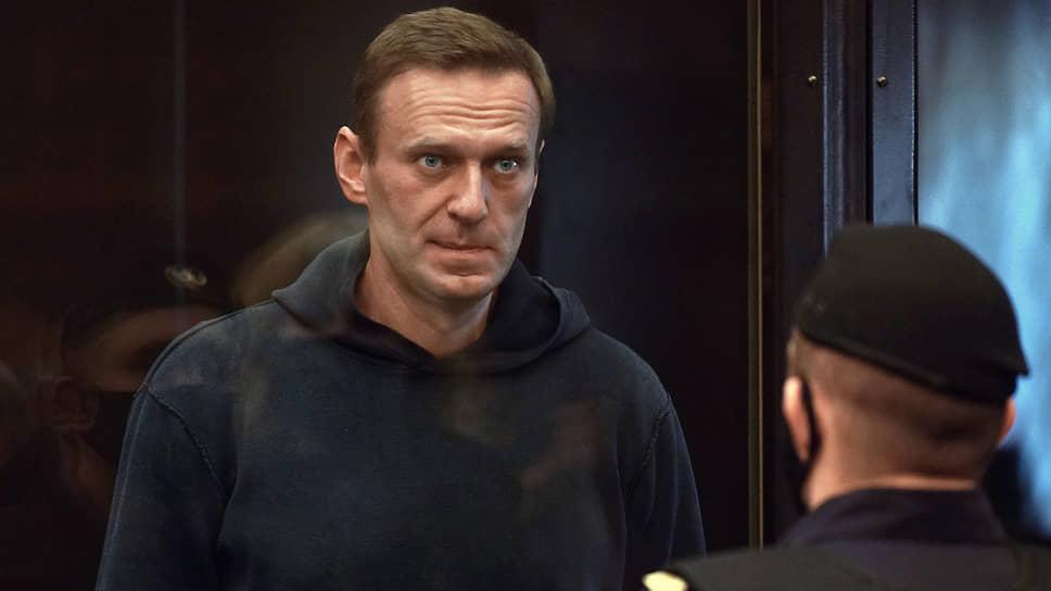 Узник замка «Ив» / Алексей Навальный получил реальный срок