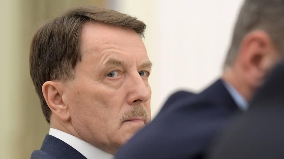 Бывший воронежский губернатор Алексей Гордеев снова поведет местных единороссов на думские выборы