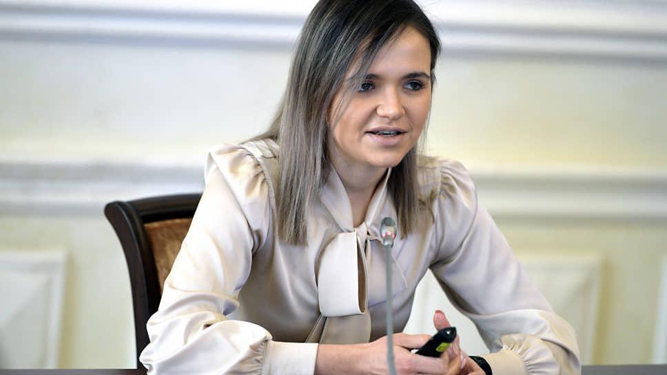Член Общественной палаты, исполнительный директор ассоциации «Независимый общественный мониторинг» Алена Булгакова