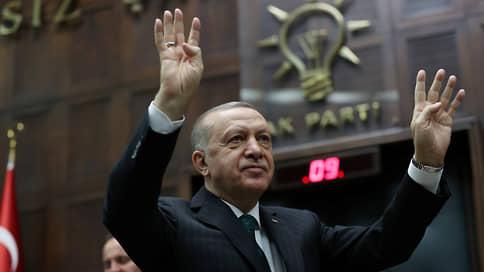 Реджеп Эрдоган готов к обнулению конституции // В Турции дан старт дискуссии о будущем основного закона страны
