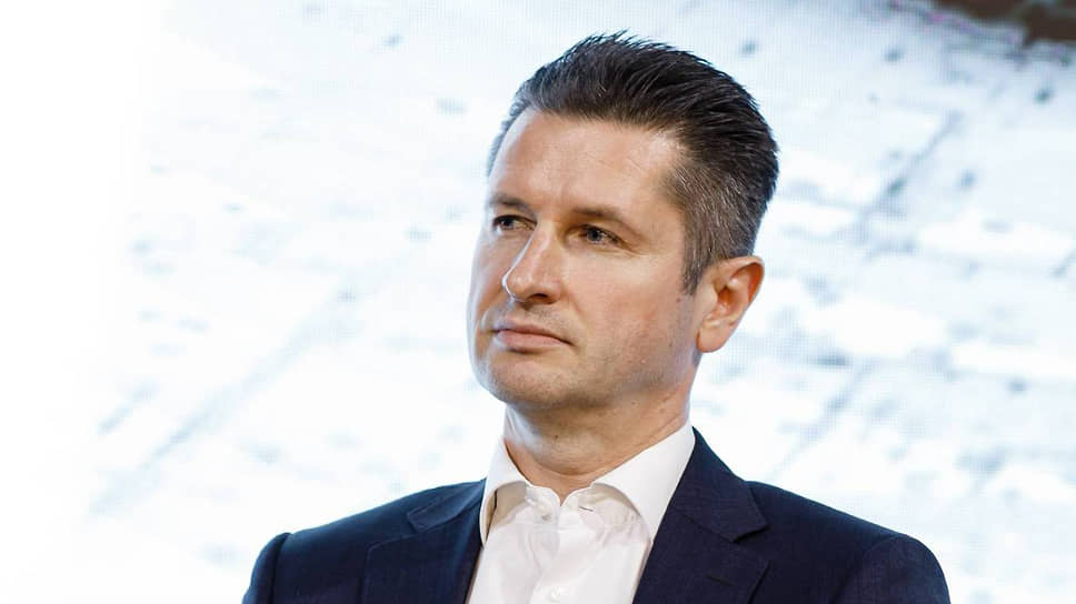 Глава отраслевого комитета АЕБ Андрей Комов