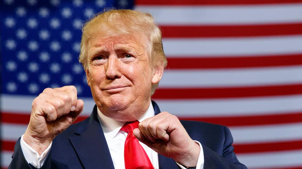Дональд Трамп назвал попытку импичмента очередным этапом охоты на ведьм, которой до него не подвергался ни один президент в истории США. И пообещал вскоре представить план построения «светлого будущего Америки»
