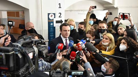 Экс-премьер Косово хочет стать дважды премьером  / В переговорах с Сербией Альбин Курти ставит на Джо Байдена