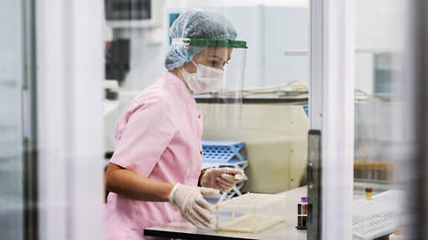 Клиники подобрали себе антитела // Они заработали на тестах перед вакцинацией