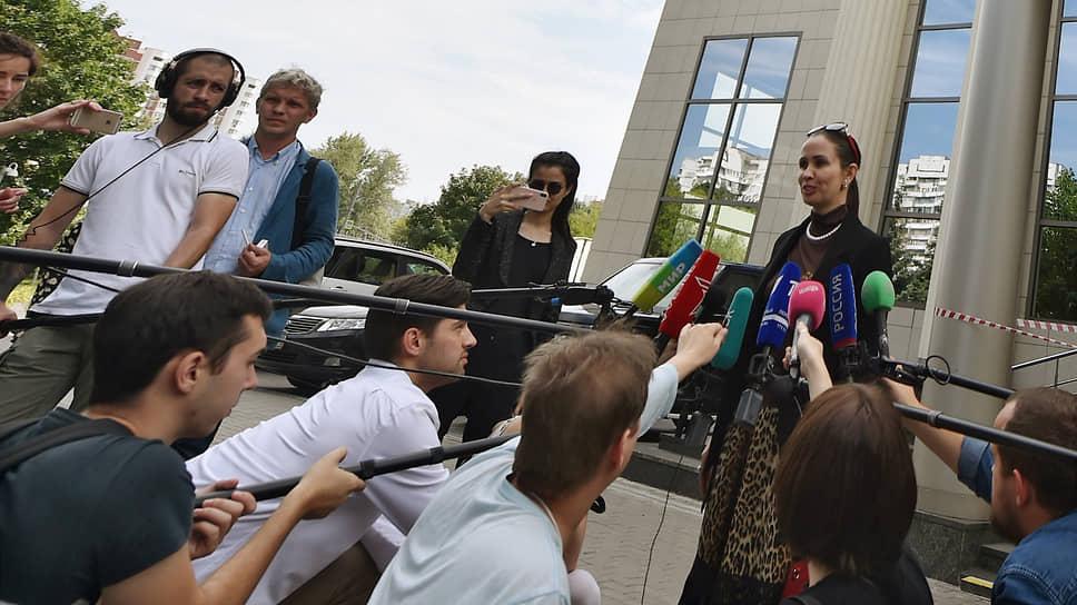 На приговор адвокату Ольге Лукмановой ее коллеги подали 30 апелляционных жалоб