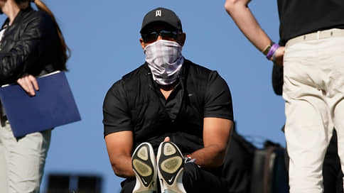 Тайгер Вудс выжил в перевороте // Знаменитый гольфист попал в тяжелое ДТП