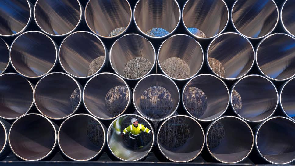 Санкции США позволили европейским партнерам «Газпрома» по «Северному потоку 2» сократить инвестиции в недостроенный газопровод