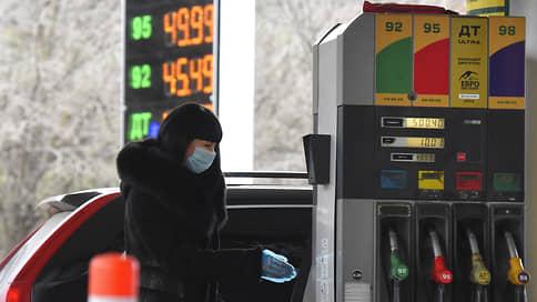 Бензин увязался за нефтью // Оптовые цены на топливо возобновили рост