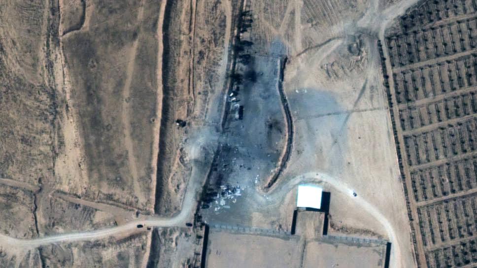 Последствия американского удара в Сирии