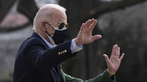 Джо Байден отбомбился по демократам  / Удары по Сирии вызвали осуждение однопартийцев президента