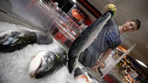 Рыба плывет на полки  / Дистрибутор морепродуктов займется розничной продажей