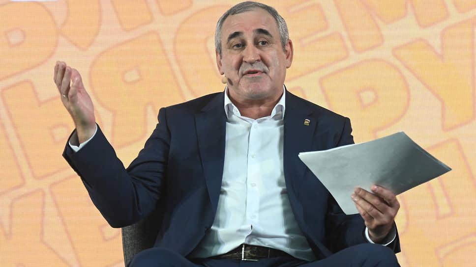 Руководитель фракции партии «Единая Россия» в Госдуме Сергей Неверов