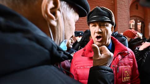 Весеннее обострение из-за осени  / Коммунист Рашкин озабочен влиянием переписи населения на выборы