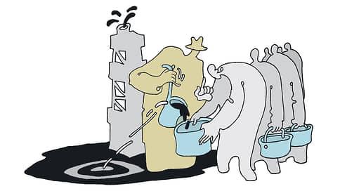 ОПЕК сдерживает недра // Только Россия и Казахстан увеличат добычу нефти в апреле