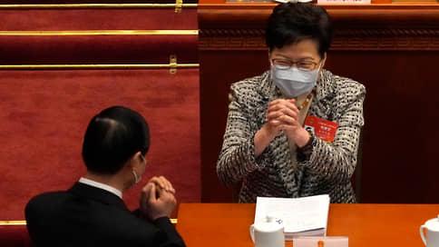 За «патриотизмом» маячит компартизм  / Гонконгу пообещали избирательную реформу по-пекински