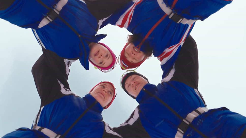 В «Белом снеге» не обошлось без обязательных для спортивной драмы сцен