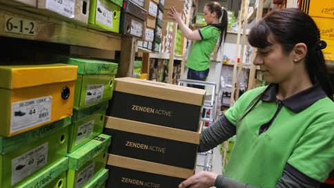 Zenden не раздробили в суде  / Обувная сеть отбилась от претензий ФНС на 867млн рублей