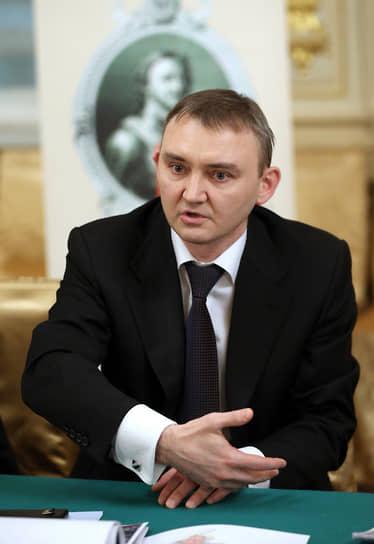 Бывший президент банка «Объединенный финансовый капитал» Николай Гордеев