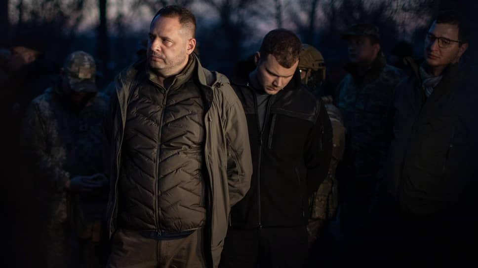 О существовании «конкретного плана» урегулирования в Донбассе сообщил глава офиса президента Украины Андрей Ермак, назвавший эту инициативу «очень мощным шагом»