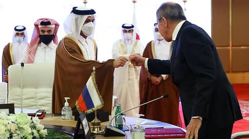 Обсуждение Сирии пошло по второму треугольнику  / В Дохе родился новый формат переговоров с участием России, Катара и Турции