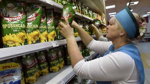 Масло нашло где подорожать  / Для производителей соусов растет стоимость сырья