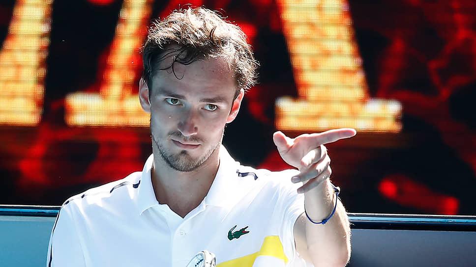 Даниил Медведев: «Десять титулов в 25 лет — очень хорошее достижение, о котором в детстве я мог только мечтать»