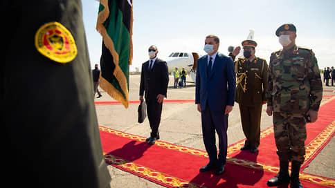 Новые власти присягнули Ливии  / Одна из их первостепенных задач — избавиться от иностранных наемников