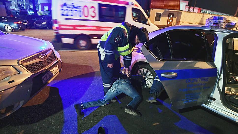 Полиция намерена отучить граждан выпивать за рулем, применяя все более жесткие санкции