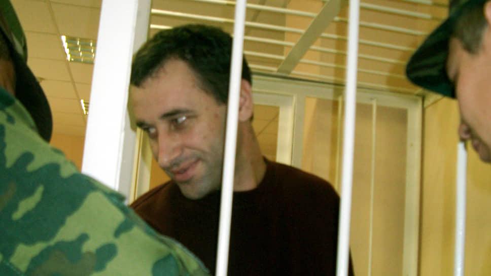 Бывший спецназовец ГРУ Генштаба и в прошлом предводитель опасной банды Валерий Вобликов