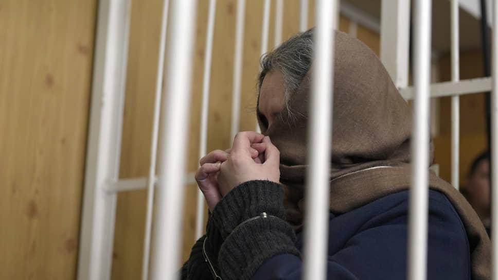 Бывший президент Внешпромбанка Лариса Маркус