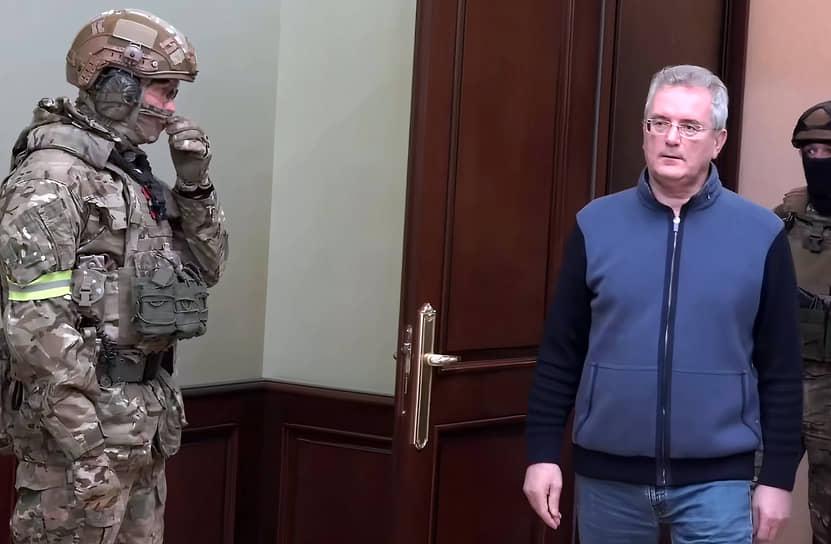 Следствие решило изучить весь период деятельности губернатора Белозерцева