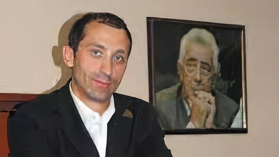 Глава комиссии общественного совета при Минстрое России Сергей Чернышов