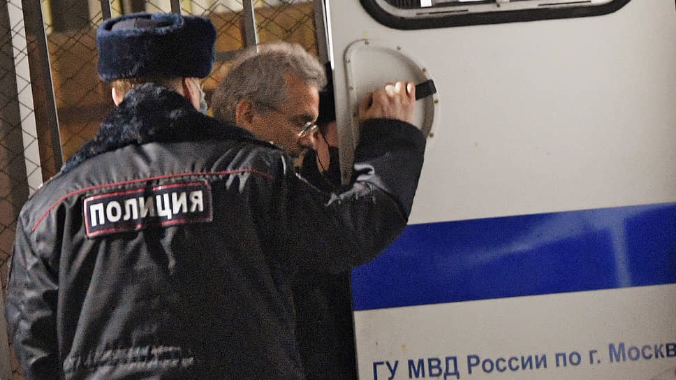 Губернатора Ивана Белозерцева суд до 20 мая заключил в СИЗО