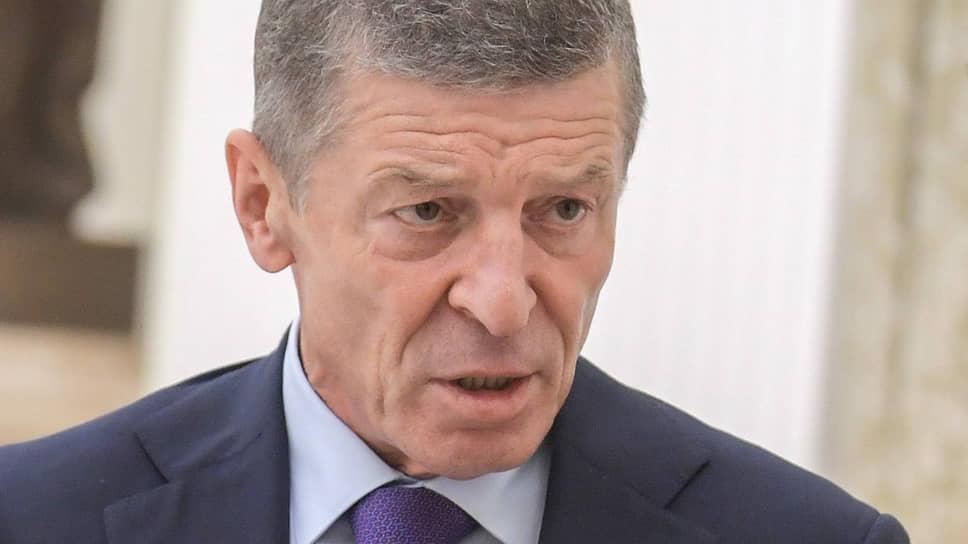 Переговоры по Донбассу ушли в декрет о мире