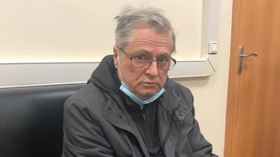 Профессор Александр Кибальченко