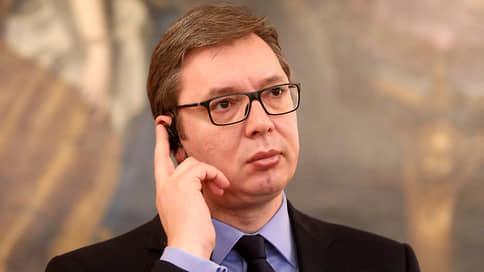 Сербия любит ушами  / Президента Вучича и его семью прослушивали как простых граждан