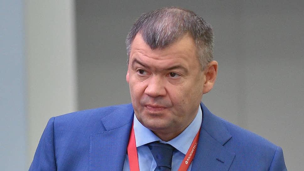 Президент «Трансмашхолдинга» Андрей Бокарев