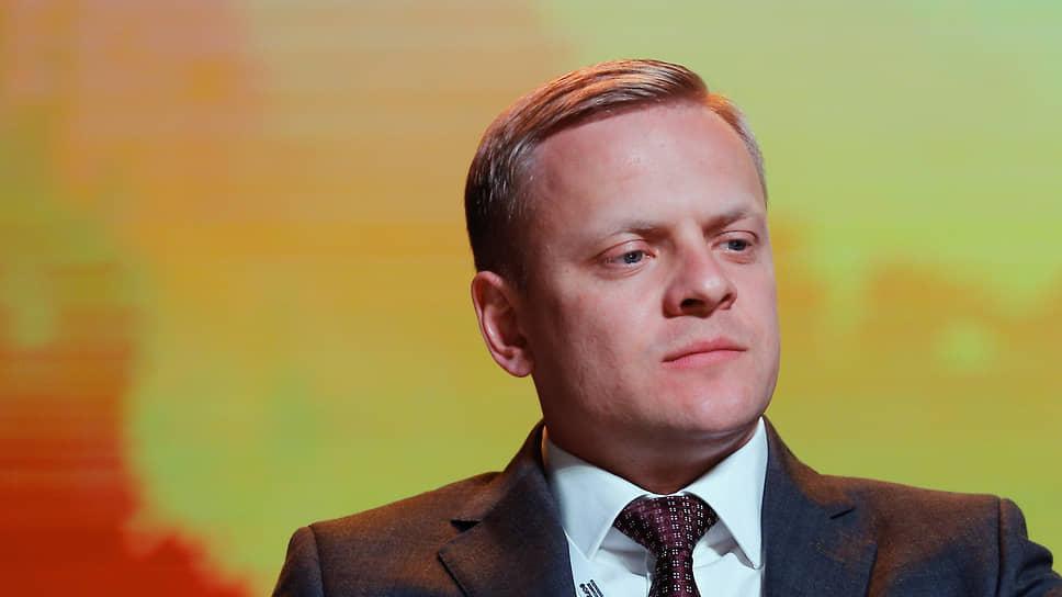 Директор департамента металлургии и стройматериалов ведомства Павел Серватинский