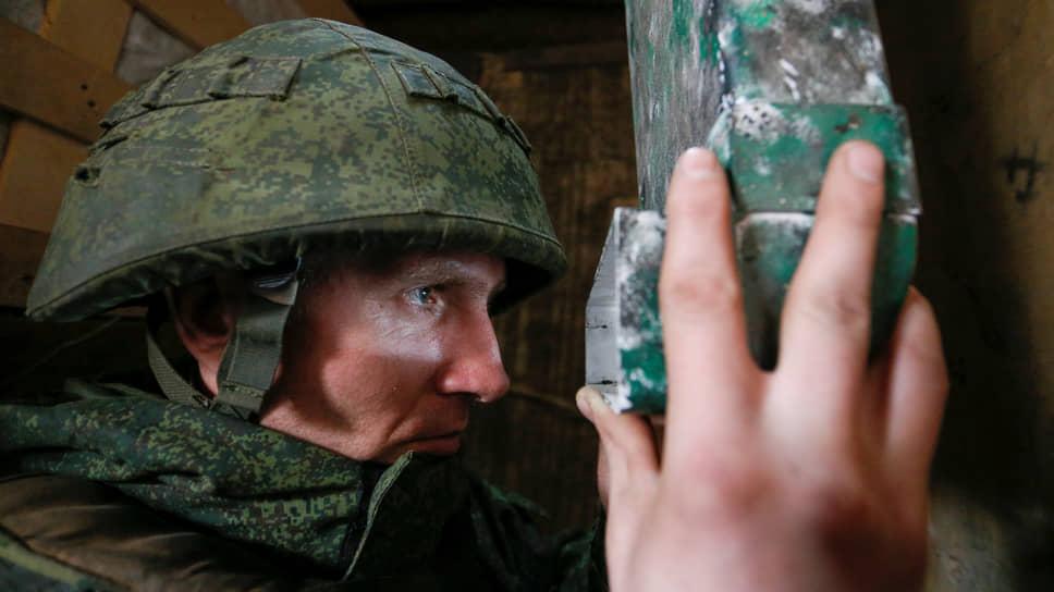 Как восток Украины готовится к войне