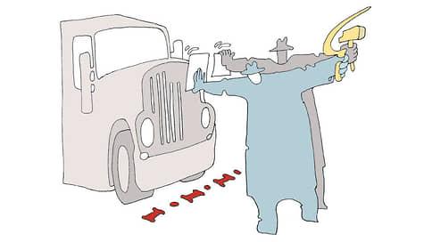 Автопоезда не тянут утильсбор  / Иностранные концерны просят умерить процент