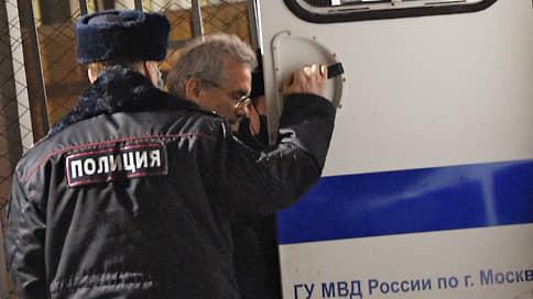 Избирательная кампания не помогла бывшему губернатору  / Суд не поверил Ивану Белозерцеву и Борису Шпигелю и оставил их под арестом